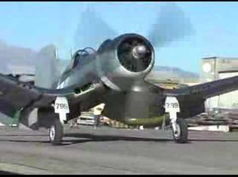 f4u corsair whistling death flight demonstration youtube