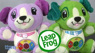 Sing & Snuggle Scout & Violet from LeapFrog