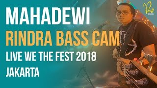 Video PADI REBORN  | MAHADEWI | RINDRA BASS CAM | LIVE WE THE FEST 2018 download MP3, 3GP, MP4, WEBM, AVI, FLV September 2018