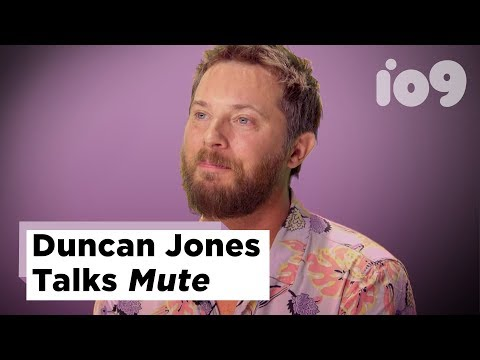 Duncan Jones Talks New Netflix Film