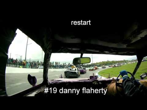 incar with 19 danny flaherty shamwreck 2017 lastrites