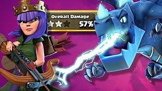 Town Hall 9 Attacking Town Hall 12, 11 & 10 in Clash of Clans