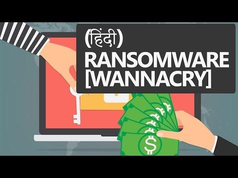 [Hindi] WannaCry Ransomware Attack for UPSC CSE, SSC CGL, Bank Po