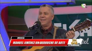 Manuel Jiménez un derroche de arte - (3/3)
