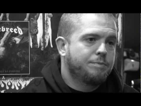 HATEBREED - The Divinity of Purpose Lyrics (OFFICIAL INTERVIEW)