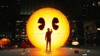 Пиксели - Кино, снятое с любовью к играм (Обзор)
