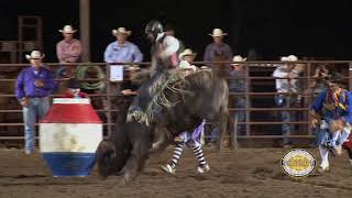 12 Bull Riding - 16 July 2017, Lakin KPRA Rodeo