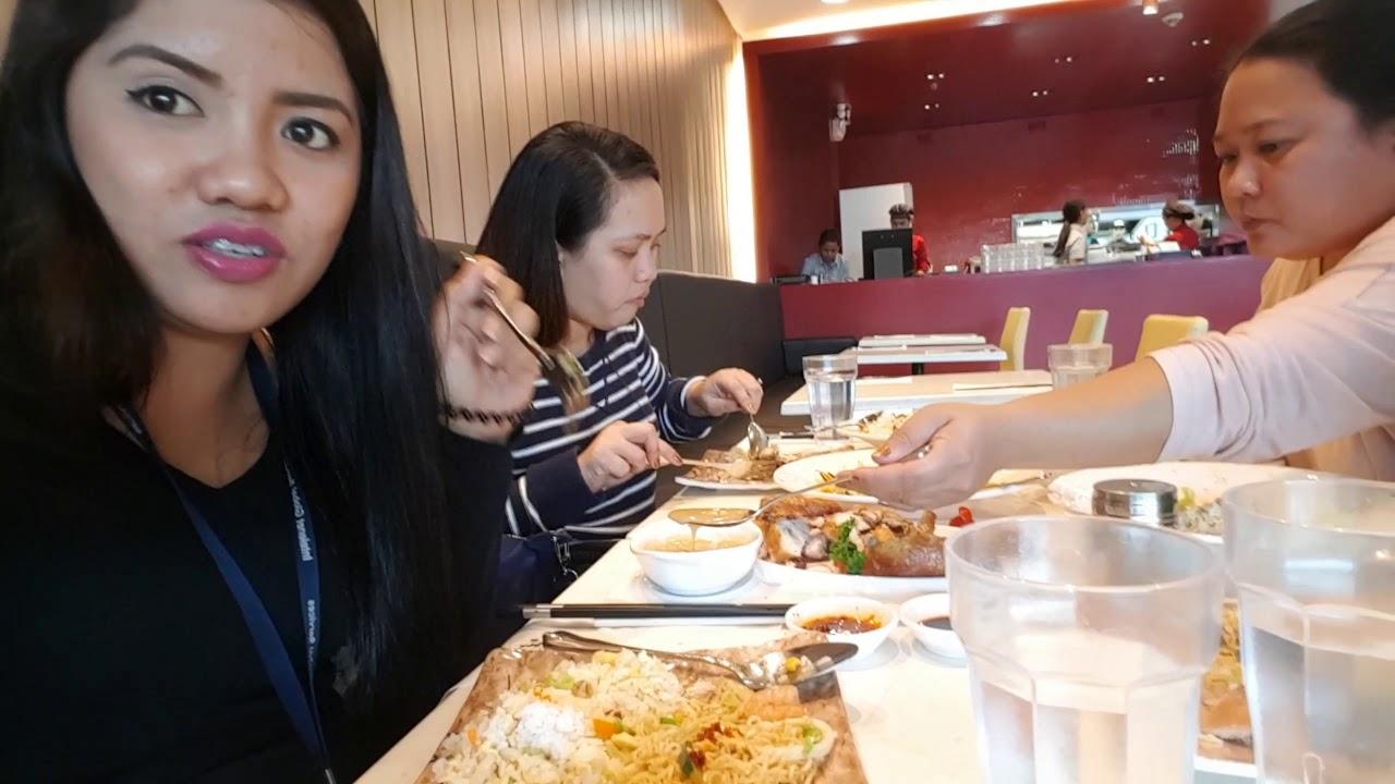 BAGONG KAINAN SA MCKINLEY WEST - Kung Fu Master Cooking Restaurant