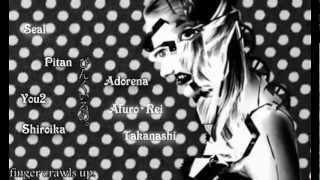 【合唱】Nape of the Neck『襟首』【Male only Nico Nico Chorus 7人】ENG SUB(ノ゚ο゚)ノ