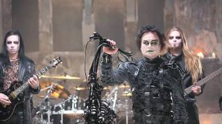 Cradle Of Filth - Lillith Immaculate (making Of)
