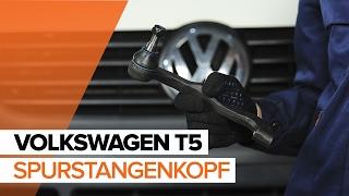 Wie VW TRANSPORTER V Platform/Chassis (7JD, 7JE, 7JL, 7JY, 7JZ, 7FD) Fernscheinwerfer Glühlampe auswechseln - Tutorial