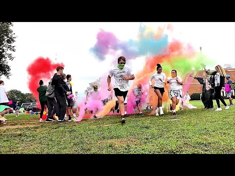 180908 3K Color Run at York Catholic High School
