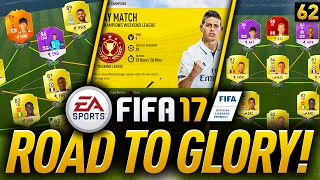 EASY RAGE QUITS IN THE WEEKEND LEAGUE!? 😱 FIFA 17 Road To Glory EP 62!