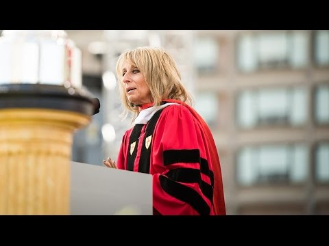 Bonnie Hammer: 2017 BU Commencement Speaker - YouTube