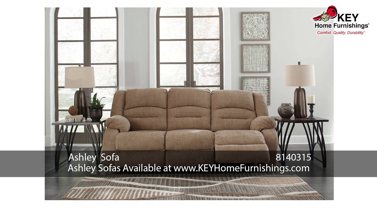 Ashley Sofa Gallery U2013 Fabric U0026 Leather | Portland 2018 | Part 3