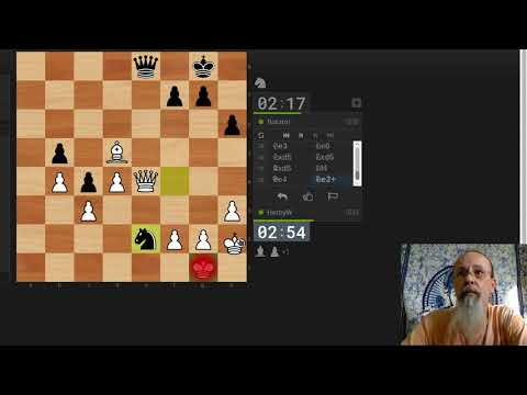 Learn from your mistakes - Game analysis on lichess.org