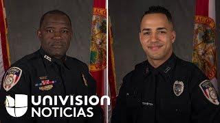 En Menos De 24 Horas, Seis Policías Fueron Baleados En Dos Incidentes Separados En Florida