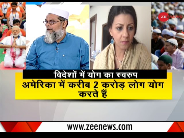 Why Shia vs Sunni in the name of 'yoga'? Watch special debate #1