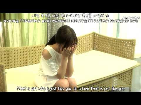 Sunny Days - Meet A Girl Like You MV [English Subs + Romanization + Hangul] HD