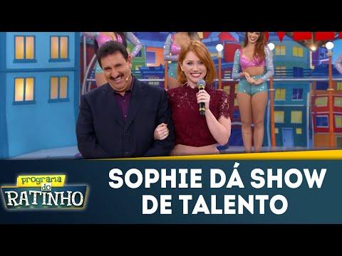 Sophie De As Aventuras De Poliana Dá Show No Dez Ou Mil | Programa Do Ratinho (14/05/18)