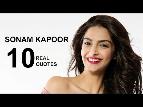 Sonam Kapoor 10 Real Life Quotes on Success | Inspiring | Motivational Quotes