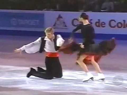 """Figure Skating """"Malaguena"""""""