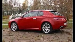 Тест-драйв  Alfa Romeo Brera