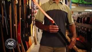 Kayak Paddles 101 - Part 2: Blade Shapes