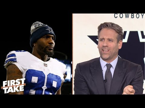 Dez Bryant is 'thirsty' to rejoin Dallas Cowboys - Max Kellerman | First Take