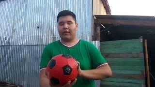 Как крутить мяч на пальце
