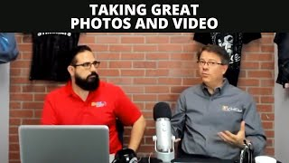 CAS Podcast Episode 77 | Taking Great Photos and Video