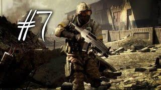 Прохождение Battlefield: Bad Company 2 || Часть 7: Тяжелый металл