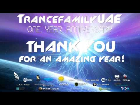 TFUAE 1 Year Anniversary - Giuseppe Ottaviani Celebration Mix