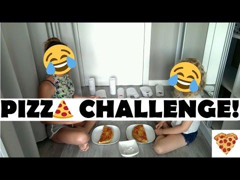 🍕🍕🍕PIZZA CHALLENGE!🍕🍕🍕 / YuKo
