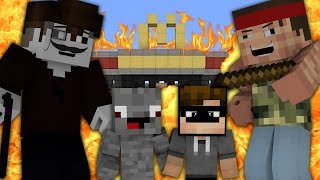 MC DONALDS EXPLODIERT | WHOS YOUR DADDY MINECRAFT |