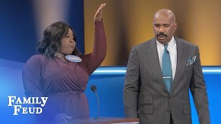 ERIC GOT GAME!   Family Feud