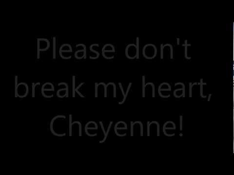 Greyson Chance - Cheyenne (Lyrics)