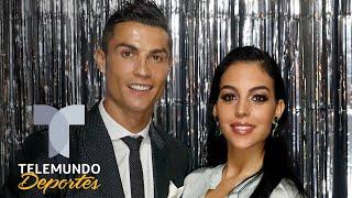 ¡Dijo sí! Suenan campanas de boda para Cristiano Ronaldo y Georgina Rodríguez | Telemundo Deportes