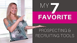 7 Network Marketing Tools I'm Using To Prospect, Recruit and Build My Business Using Social Media