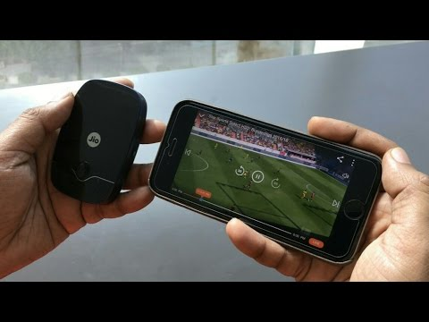 JioFi 2 MiFi device unboxing and my opinion [Hindi]