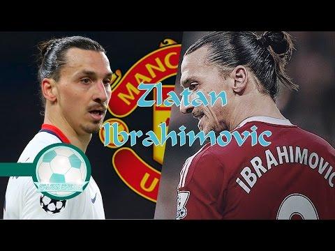 Zlatan Ibrahimovic 2016 HD | Manchester United | Skills&Goals | The Beast Of Football 2016