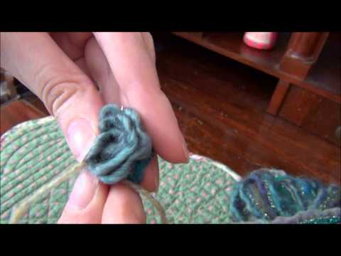 How to Make Cabbages for a Knit Garden