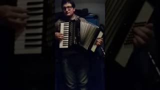Mary Martins Waltz Cover on Chanson Accordion