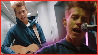 The Vamps - James McVey Live Acoustic Performance - The Vamps Takeover Ep 4