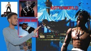 Travis Scott - ASTROWORLD ALBUM! What Do I Want?