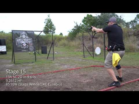 USPSA Race Gun Nationals 2020 - 14th Place Open