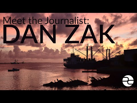 Meet the Journalist: Dan Zak