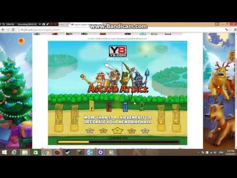 Y8 เล่นเกมส์ออนไลน์ Y8 ตอนที่ 2 โดย เชน และ เจอร์รี่