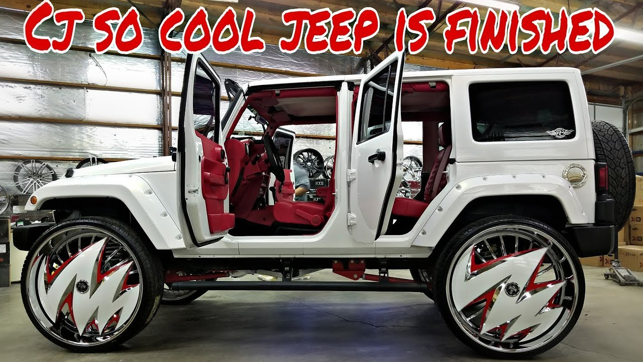 cj so cool jeep is finished my last video of jeep youtube. Black Bedroom Furniture Sets. Home Design Ideas