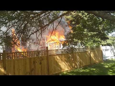 North Battleford Fire June 8, 2017